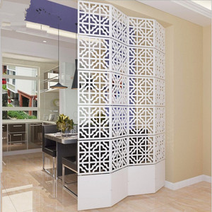 Folding screen room divider Decorative rooms Partition shield blinds Decoration rooms Hanging curtain