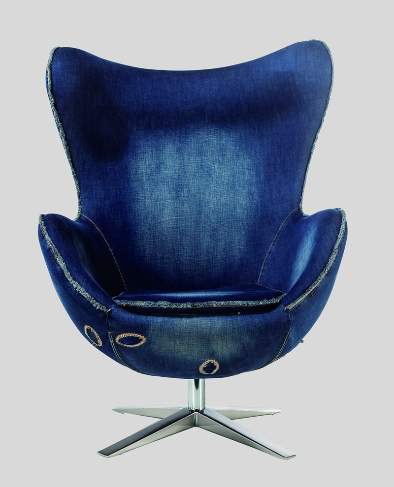Egg chair design chairs egg arne jacobsen - Modern Home Furniture Egg Chair Designed By Arne Jacobsen Classic Designer Chairs Relax Chair Fibreglass Furniture In Living Room Chairs From Furniture