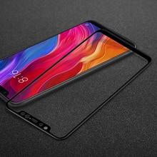 wangcangli Full Cover Tempered Glass For Xiaomi mi8 SE Screen Protector glass for xiaomi redmi Note 4X protector