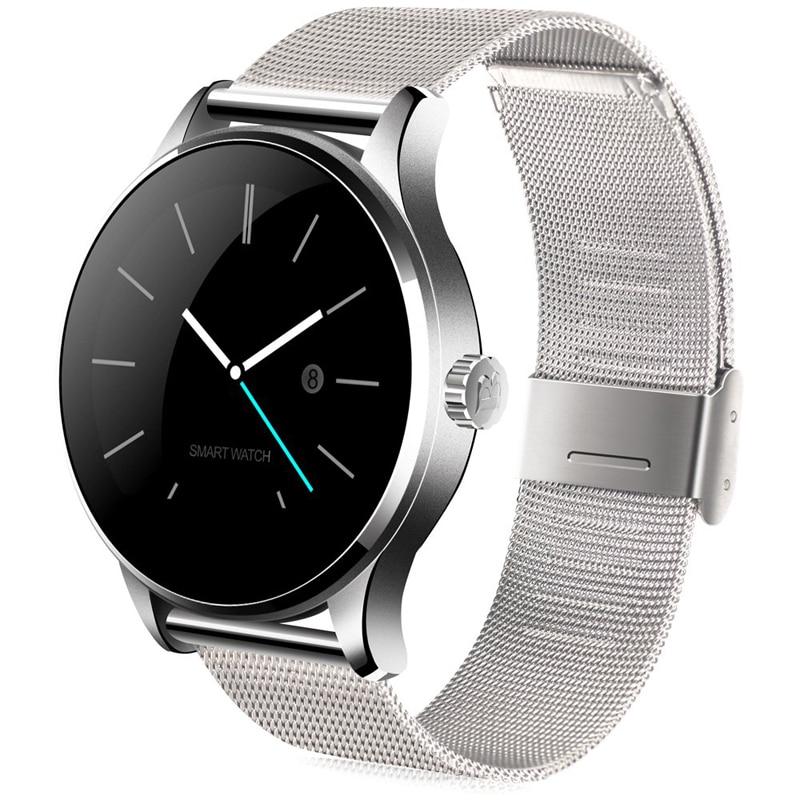 K88H Smart Watch impermeable Smartwatch pantalla HD Monitor de ritmo cardíaco Sport Fitness Tracker para Huawei Xiao mi banda 2