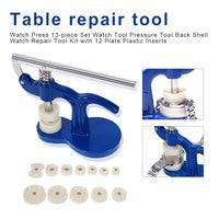 Watch Repair Length Watch Back Closer Watch tool Set Press Set Press for Watch Repair Plastic Case Crystal Glass Hand tools