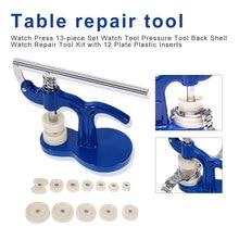 цена на Watch Repair Length Watch Back Closer Watch tool Set Press Set Press for Watch Repair Plastic Case Crystal Glass Hand-tools