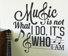 Inspirational Music Quotes Custom Buy Inspirational Music Quotes And Get Free Shipping On Aliexpress