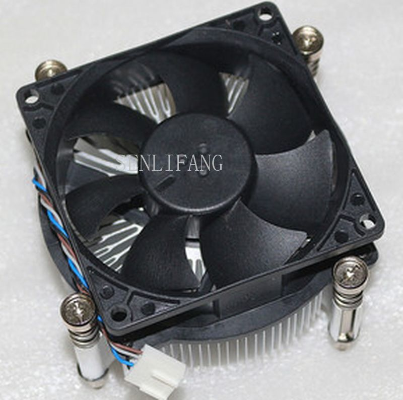 705 800 600 G2 SFF Series Desktop CPU Cooling Fan 804057-001 644724-001 804057-001 1155pin 600 G2 Small Form Factor PC Heatsink