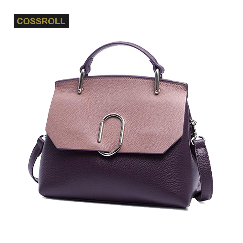Genuine Leather Bags Ladies Famous Brand Designer Women Handbags High Quality Tote Bag for Women Fashion Shell Style Crossbody 2018 soft genuine leather bags handbags women famous brands platband large designer handbags high quality brown office tote bag