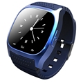 Waterproof Smartwatch M26 Bluetooth Smart Watch With LED Alitmeter Music Player Pedometer For Android Smart Phone T30 Best Gift