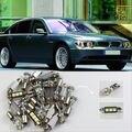 Бесплатная Доставка!! #83 16x7 Серии E65 E66 2003-08 Белый Светодиод Интерьер Пакет Комплект CANBUS