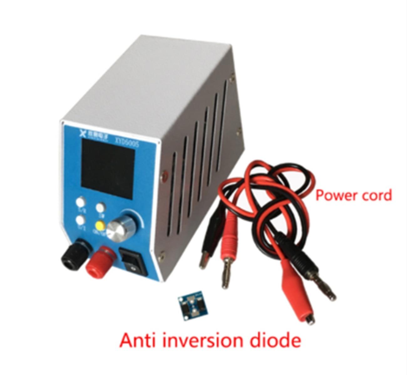 Voltmeter DC 6--55v-5a Regulated Power-Supply Digital Adjustable Buck High-Precision