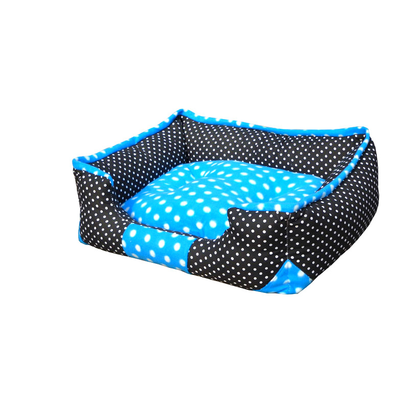 1pcs New Arrival Super Soft Animals Dog Bed Pet House Mat Dog Kennel Indoor 2 Colors Waterproof Hand Wash ATB-148