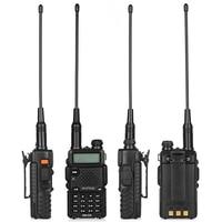 dual band vhf uhf Baofeng DM-5R מכשיר הקשר Dual Band HAM CB רדיו 2 Way נייד משדר VHF UHF UV 5R DMR סטריאו Communicator רדיו (2)