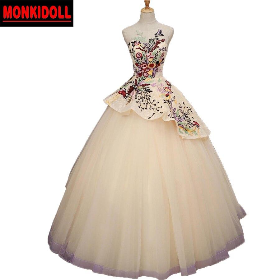 стильное вязанное крючком платье