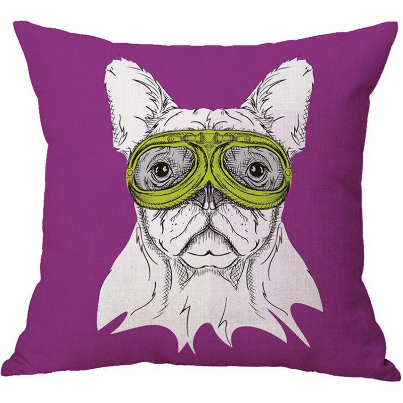 Мопс для чохлів для собак Постільна - Домашній текстиль - фото 2
