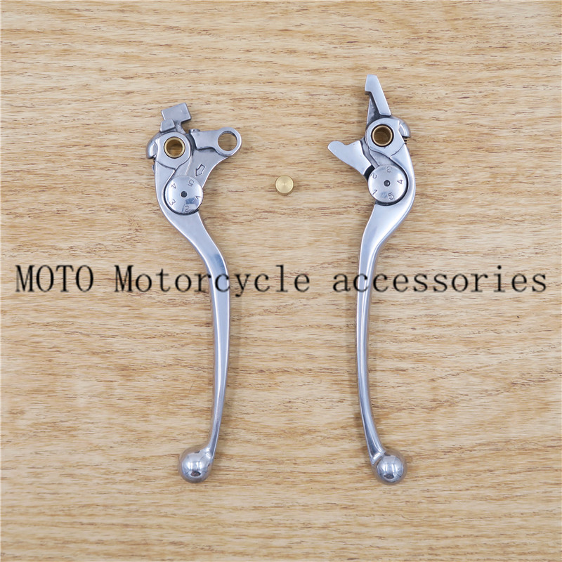 Motorcycle Brake Clutch Levers For SUZUKI Bandit 1200/GSF1200 Bandit 1250S/GSF1250S GSX1300R Katana 650/GSX650F SV1000 TL1000R for suzuki sv650 s gsx600 750 katana gsx 650f gsf 600f rf 600r dl650 hot motorcycle cnc foldable extending brake clutch levers