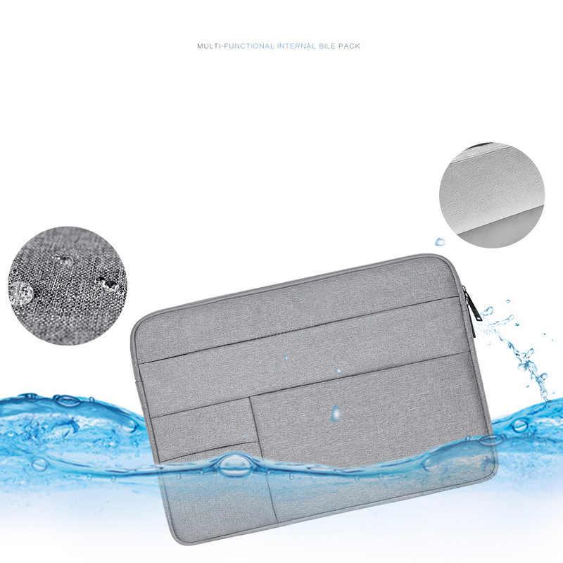 محمول شنطة لحمل macbook الهواء 11 13 حالة Touchbar برو 15 13 بوصة حقيبة لاب توب ل Mac كتاب الهواء 13 للماء الصلبة دفتر حالة