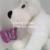 Nueva Llegada Original de Las Aventuras de Tintin Nevado Cachorro de Perro Suave Lindo Anime Muñeca de Peluche de Juguete Niños Regalo de Cumpleaños Colección