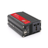 Free shipping BELTTT 300w dc12v ac220v small power inversor with two USB output
