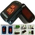 Color LED Display~~~4 Color  Design Fingertip Pulse Oximeter Spo2  PR monitor  Blood Oxygen meter Monitor