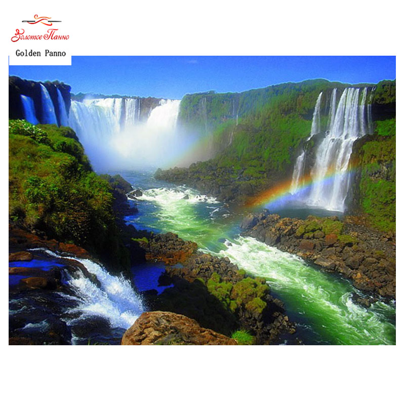 Rainbow Waterfall Promotion-Shop for Promotional Rainbow Waterfall on ...