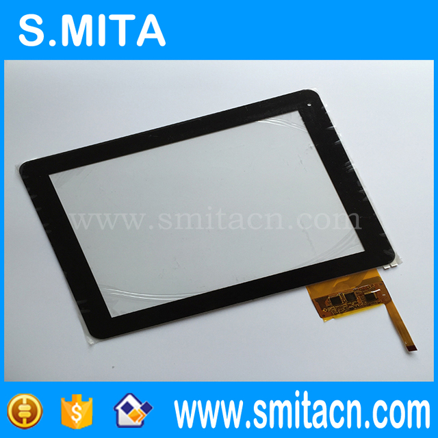 """9.7"""" Inch Capacitive Touch Screen Digitizer DPT 300-L3456B-A00 ver1.0 For Tablet PC MID Android 4.0 for Ployer Momo11 Bird"""