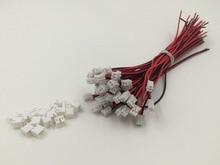 5 компл. Мини Micro JST 2.0 РН 2-Булавки разъем с проводами Кабели 120 мм напрямую с фабрики оптовая продажа клиент-сделанные OEM Горячая