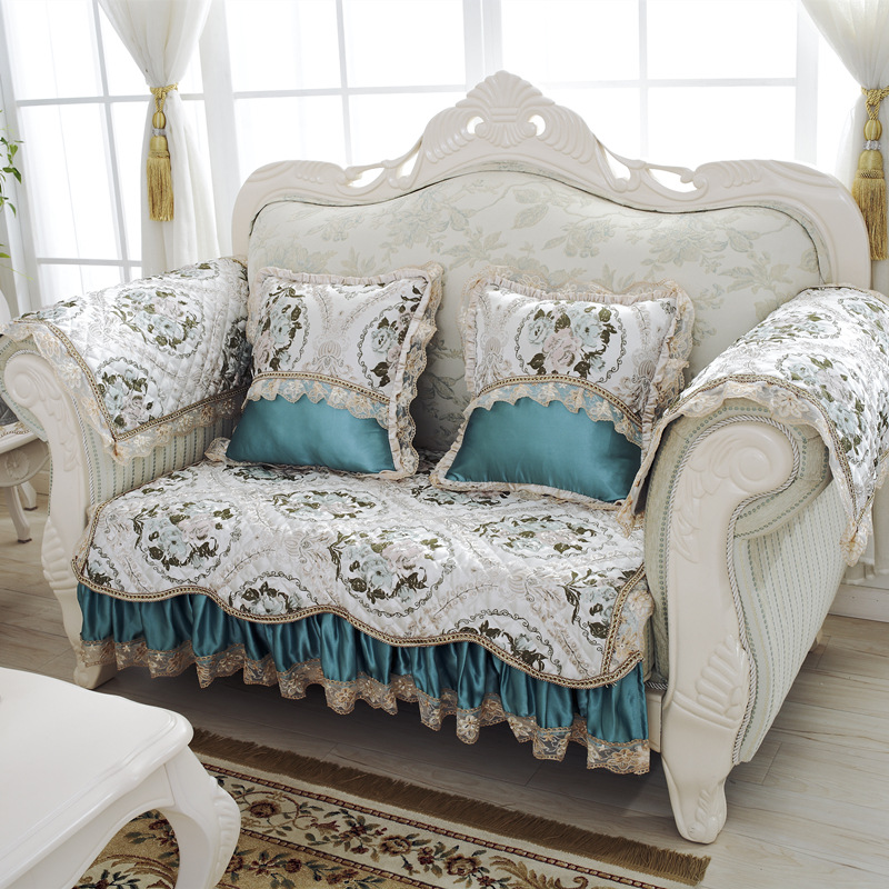 Europe Luxury and Noble Couch Covers for Home Thicken
