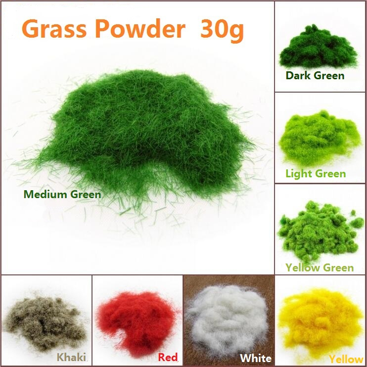 Aliexpresscom Buy 30g Artificial Grass Powder Sand Table Model
