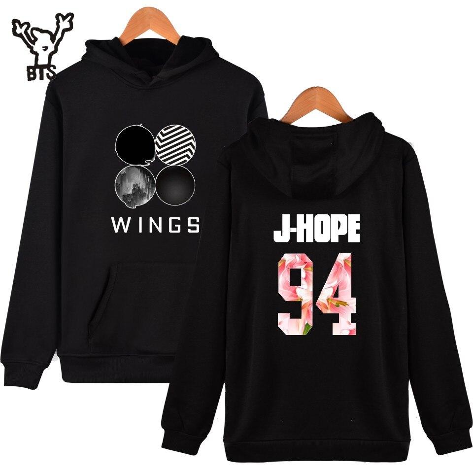 Herrenbekleidung & Zubehör Kpop Liebe Selbst Sweatshirt Zipper Und Hosen 2018 K-pop Hip Hop Neue Kombination Hoodie Sweatshirt Und 100% Baumwolle Hosen