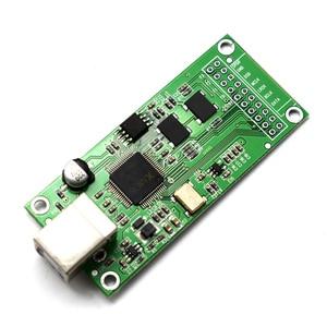 Image 3 - Interfaz de Audio Digital I2S, U8, XU208, XMOS, USB, actualización de cristal, módulo Amanero asíncrono para decodificadores C6 006