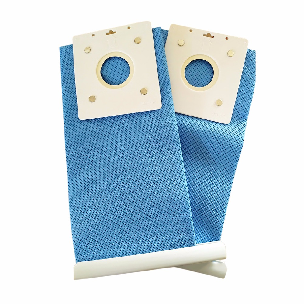 1 Pcs High Quality Vacuum Cleaner Parts Washing Bag Blue Replacement Part Non-Woven Fabric  Dust Bag with Samsung DJ69-00420B vacuum cleaner parts dust bag non woven fabric 11x10cm 5cm hole