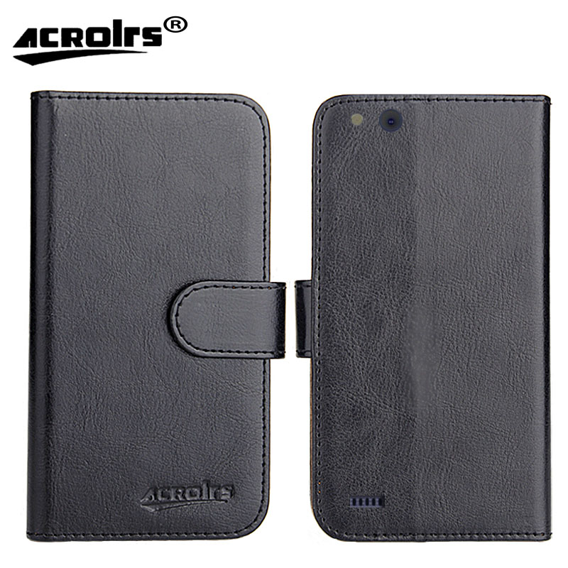 ZTE Avid 4 Case 6 Colors Dedicated Leather Exclusive Special Crazy Horse Phone Cover Cases Card Wallet Tracking in Flip Cases from Cellphones Telecommunications