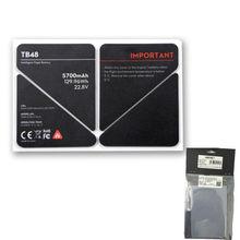 TB48 батарея теплоизоляция стикер запасная часть 51 для DJI Inspire 1 Drone батарея
