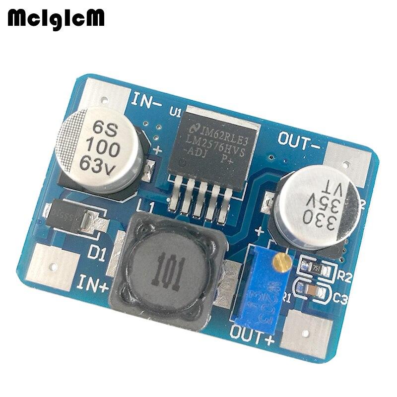 MCIGICM LM2576HV buck module DC DC 5 60V input 1 25V 30V output Hot sale