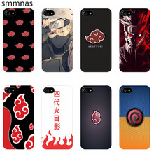 Naruto TPU Skin Phone Cases For iPhone 6 6S 8 7 Plus X XR XS MAX Back Shell Cover