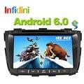 Pure Android 6.0 quad core kia Sorento 2013 2014 dvd gps+Glonass car dvd radio video gps player 2 din in dash car stereo player