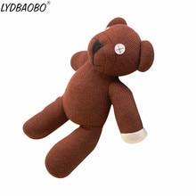 Dolls Teddy Plush-Toy Birthday-Gift Mr.bean Bear-Animals Soft Cute Stuffed Baby Kids