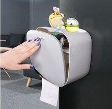 Multi-function Tissue Box Bathroom Storage Accessories Toilet Paper Holder WC Toilet Paper Roll Paper Tissue Dispenser цены онлайн