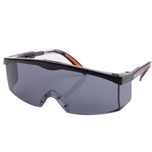 Image 3 - מקורי Honeywell עבודת זכוכית עין הגנה אנטי ערפל ברור מגן בטיחות לעבודה