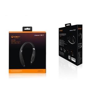 Image 5 - Kablosuz Bluetooth gerdanlık SX 991 V5.0 spor Stereo SX991 kulaklık kulaklık için MIC ile bas IPhone LG Android Fone De Ouvido