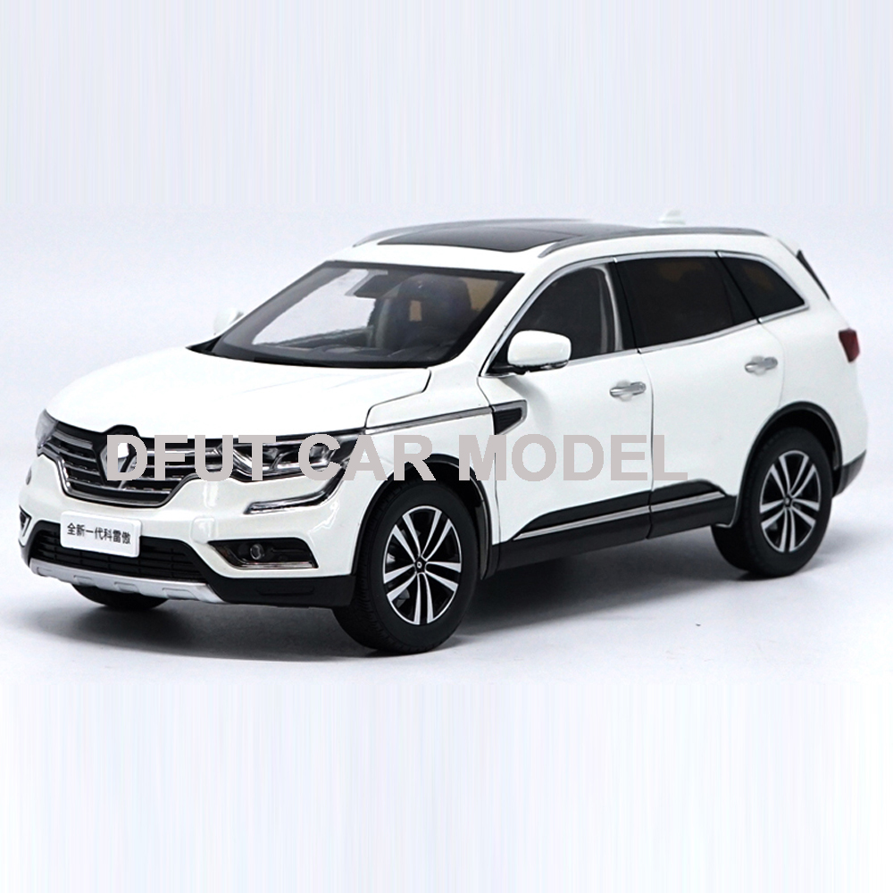 1:18 Alloy Pull Back Toy Vehicles KOLEOS Car Model Of Childrens Toy Cars Original Authorized Authentic Kids Toys1:18 Alloy Pull Back Toy Vehicles KOLEOS Car Model Of Childrens Toy Cars Original Authorized Authentic Kids Toys