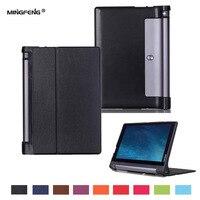 For Lenovo YOGA Tab3 10 X50L Smart Cover PU Leather Case For Lenovo Yoga Tab 3