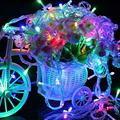 3*3M Led Waterfall Light Water Flow String Lights Wedding Party Background Decor