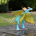 "HOW TO TRAIN YOUR DRAGON 2 TOYS 13"" STORMFLY DEADLY NADDER ACTION FIGURE"