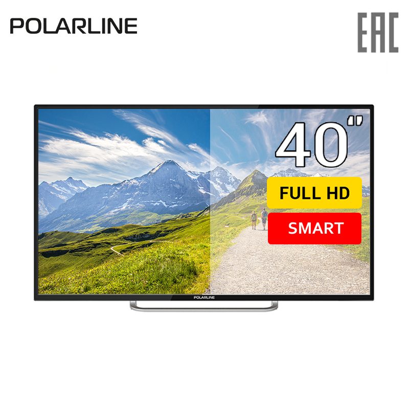 TV 40 POLARLINE 40PL11TC-SM FullHD SmartTV 4049inchTV dvb dvb-t dvb-t2 digital tv 43 telefunken tf led43s81t2s fullhd smarttv 4049inchtv