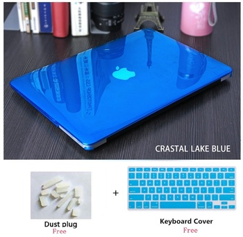 Crystal Hard Shell Case for MacBook 3