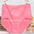 free shipping High waist belly in large size panties AW5481
