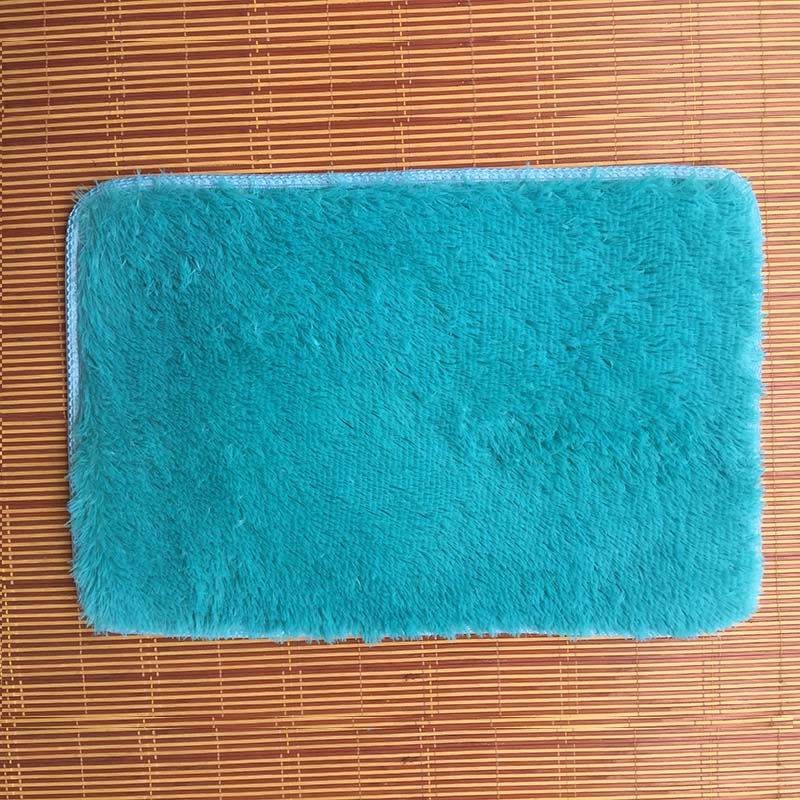 NEW Plush Silky Non Slip Door Floor Baby Play Camping Mat