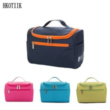 Women's Men's Large Waterproof Cosmetic Bag Travel Cosmetic Bags Organizational Requirement Cosmetics Toilet Bag Free Shipping