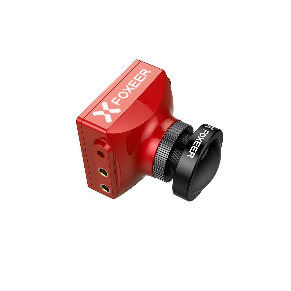 Foxeer CAT Super Starlight FPV caméra 0.0001lux faible latence caméra de vol de nuit FPV 16:9/4:3 PAL/NTSC commutable 5 ~ 40 V Support - 3