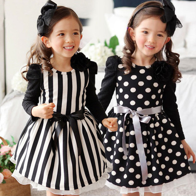 c6e6c15d3 Kids New Designer Clothes Spring Baby Birthday Party dresses for ...