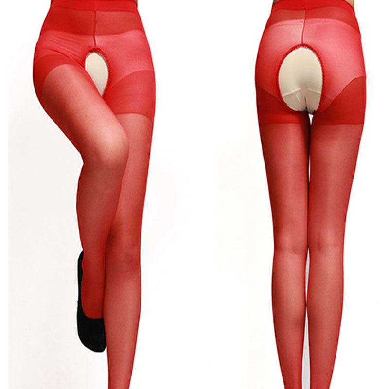 BA017 Red cortchless stocking (26)